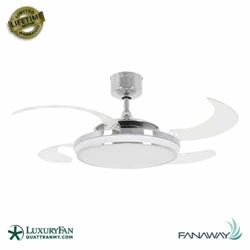 FANAWAY EVO 1 - LED 211037 - CH