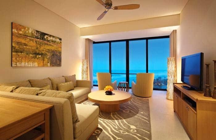 Quạt trần mỹ tại Hyatt Regency Danang Resort and Spa 1