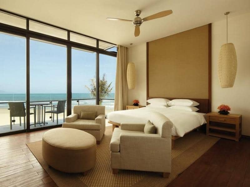 Quạt trần mỹ tại Hyatt Regency Danang Resort and Spa 2